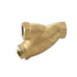 1053 Screwed Bronze Y-Type Strainer