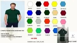 Polyster Promotional Polo T shirt, For Sportswear