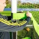 PRO Football Goal Target Sheet 24ft X 8ft