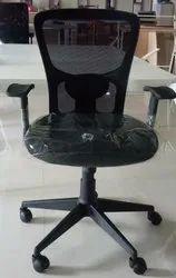 Jazz medium back chair