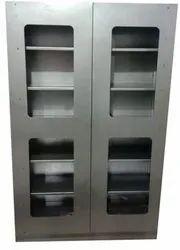 Mild Steel Library Cupboard