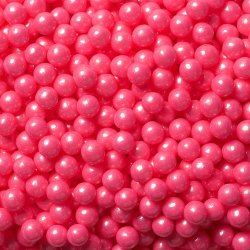 small ball's Round Pearl Sugar Ball, Packaging Type: Packet