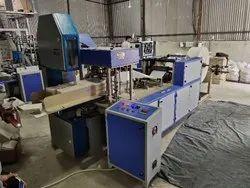 Single Size Paper Napkin Making Machine