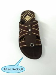 Poddar PVC Men''s Formal Slipper ROCKY-08