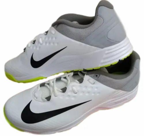 White Nike Potential 3 Multicolored