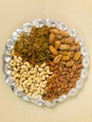 Dry Fruits Thaali For Gifting