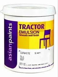 Matt White Tractor Emulsion Paints, For Interior Walls