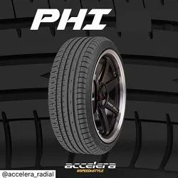 Accelera PHI Ultra High Performance Tyre, Size: 17- 20 Inch