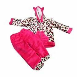 Girl & Boy Kids Fur Suits, 1-5