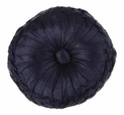 Designer Midnight Blue Cushion Cover
