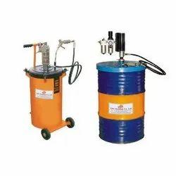 KPN-GP-200 Air Operated Mobile Grease Filling Pump