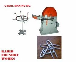 U-Nail Making Machine