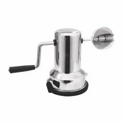 Stainless Steel Vaccum Base Coconut Scrapper