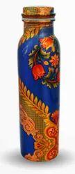 Designer Copper Bottle