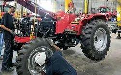 Mahindra Tractor Repairing Service
