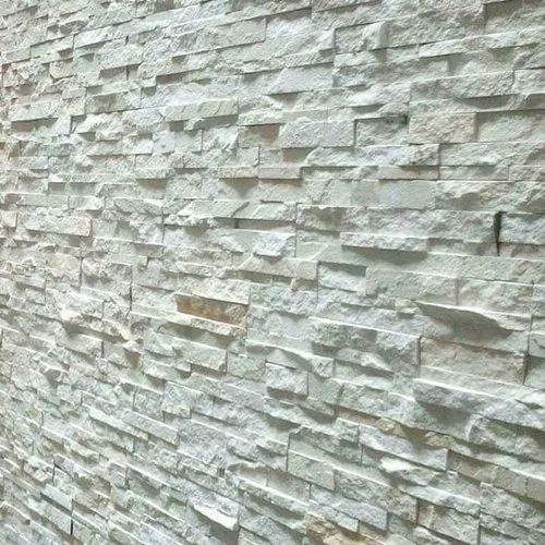 White Outdoor Cladding Wall Tiles For Wall Cladding Rs 125 Square Feet Id 10230714888