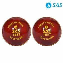 Cricket Leather Ball - Test (Set Of 2)