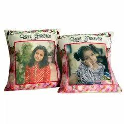 Cushion Cover Printing Services, in Delhi, Dimension / Size: 12