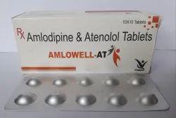 Amlodipine Besylate 5mg   Atenolol 50mg TABS