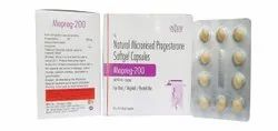 Natural Micronised Progestrone ( Mopreg -200 )