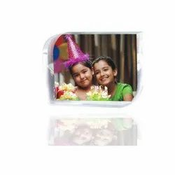 Party Crystal Photo Frame, For Decoration, Size: L 80 X H 60 X W 20 Cm