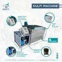 6 Moulds Kulfi Making Machine