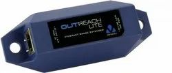 Veracity OUTREACH Lite POE-Powered LAN Extender (100m/unit, no POE out)-VOR-ORL