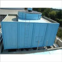Cross Flow Cooling Towers