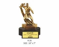 Resin Martial Art Trophy