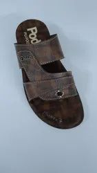 PODDAR GENTS PU SLIPPER MASTER-07