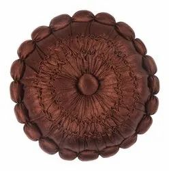 Designer Chocolate Brown Cushion Cover