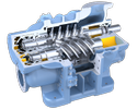Oil- Screw- Compressor
