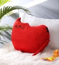Cat Shape Cushion/Stuffed Toy