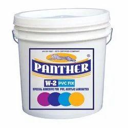 Panther W-2 PVC Fix Adhesive