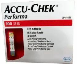 Accu-Chek Sugar Test Strips