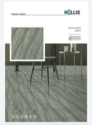 Somany Ceramic Vitrified Floor Tile, Thickness: 5-10 mm, Size: 60 * 60 in cm