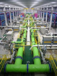 Water Distillation Plant