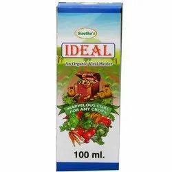 Organic Viral Healer, Bottle, 100ml