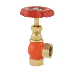 1001A Screwed Bronze Angle Globe Valve