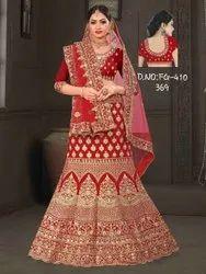 Ethnic Bollywood Wedding Wear Lehenag Choli