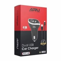ACC-48 Dual USB Car Charger