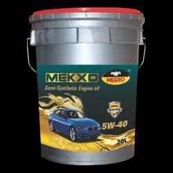 20L Meero 5W40 Semi Synthetic