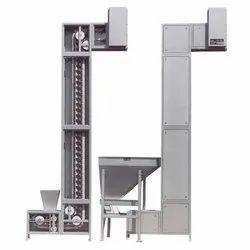 RADHEIoT Z-Type Bucket Conveyor