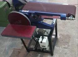 BELT & DISC SANDER  MACHINE