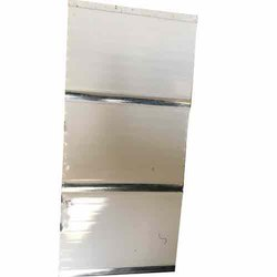 Plain Rectangular PVC Panel, For Home, Thickness: 8 Mm