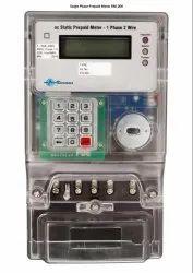 Smart Prepaid Meter ECS Make