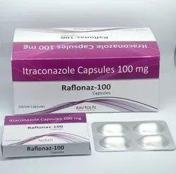 Itraconazole 100 Mg Capsule