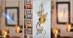 Butterfly Candle Hanging Tea Light