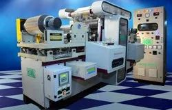 Fully Automatic Narrow Web Hard Embossing Machine With Steel Rollers