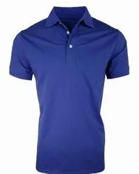 Mercerised Polo T Shirt